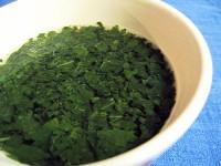 小金井野菜-モロヘイヤスープ