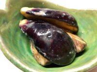 寺島なすのヨーグルト味噌漬け